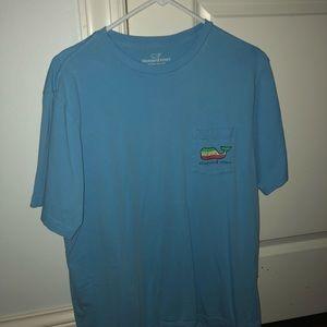 Blue Vineyard Vine T-shirt